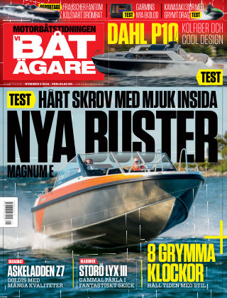 Vi Båtägare (Inga nya utgåvor) 2015-07-16