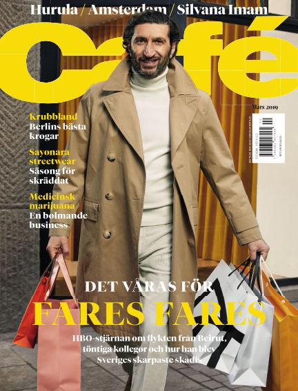 Café March 19, 2019 00:00