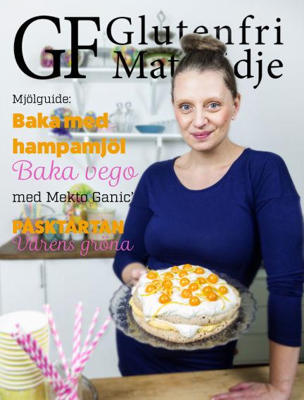 Glutenfri Matlust (Inga nya utgåvor) March 01, 2016 00:00