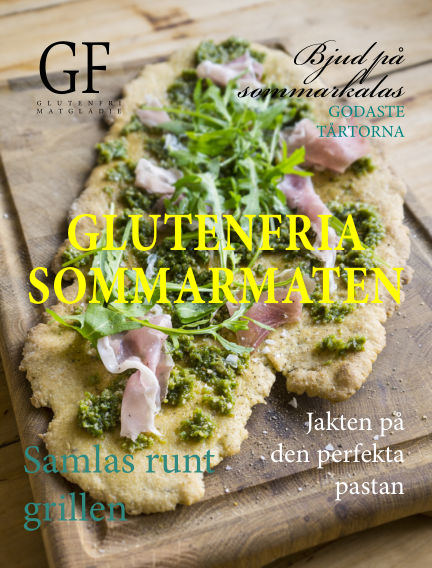 Glutenfri Matlust (Inga nya utgåvor) June 01, 2015 00:00