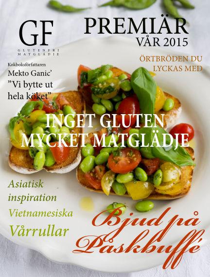 Glutenfri Matlust (Inga nya utgåvor) March 01, 2015 00:00