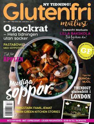 Glutenfri Matlust 2017-09-05