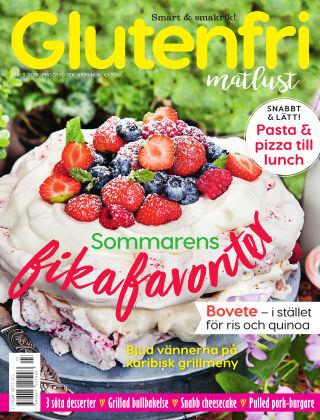 Glutenfri Matlust 2018-06-26