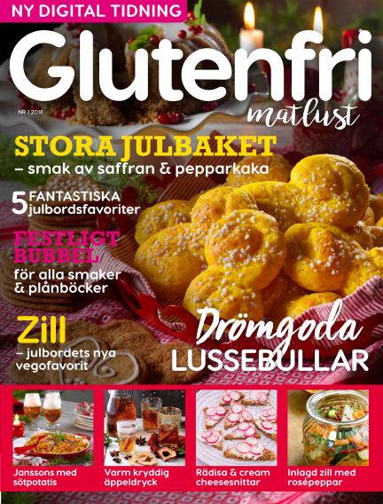 Glutenfri Matlust (Inga nya utgåvor)