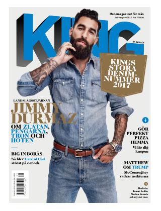 King 8 2017