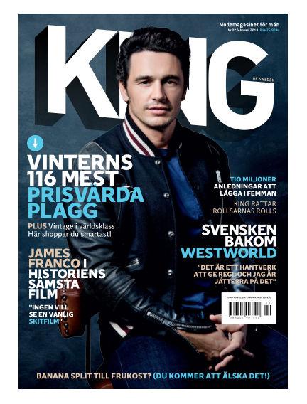 King January 18, 2018 00:00