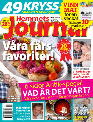 Hemmets Journal 04 2017