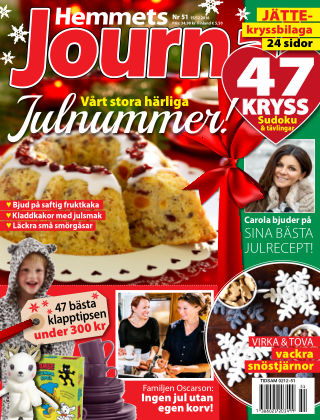 Hemmets Journal 51 2016