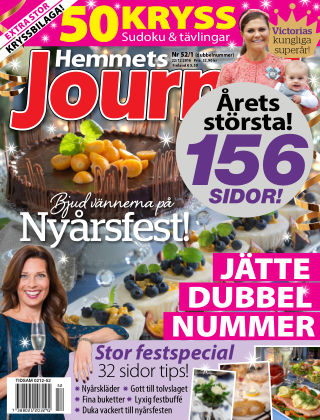 Hemmets Journal 52 2016