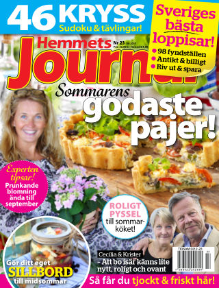 Hemmets Journal 23 2017