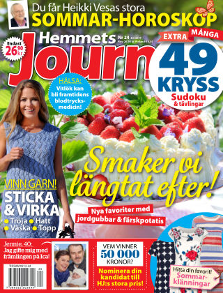 Hemmets Journal 24 2017