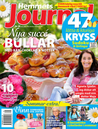 Hemmets Journal 29 2017