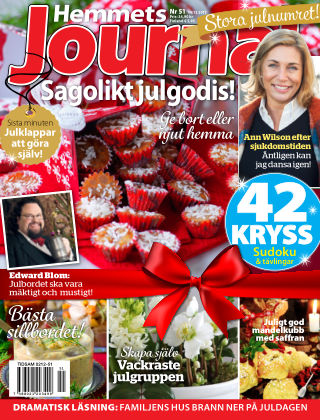 Hemmets Journal 51 2017