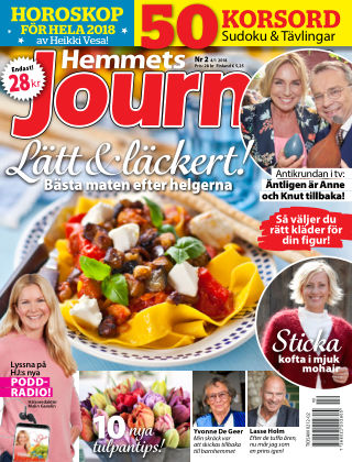Hemmets Journal 2 2018