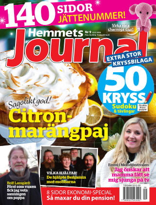 Hemmets Journal 2018-02-22