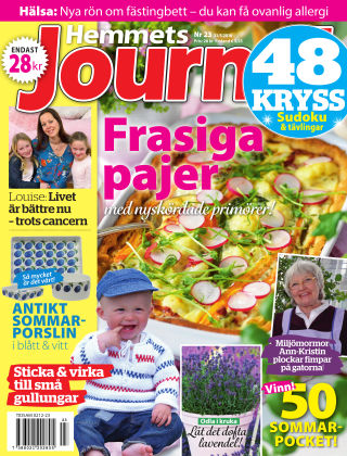 Hemmets Journal 2018-05-31