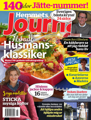 Hemmets Journal 2018-09-06