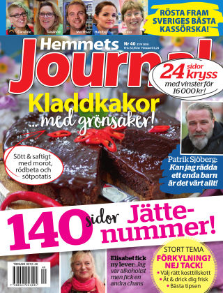 Hemmets Journal 2018-09-27