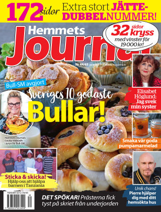 Hemmets Journal 2018-10-25