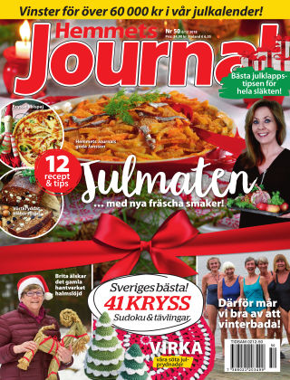 Hemmets Journal 2018-12-06
