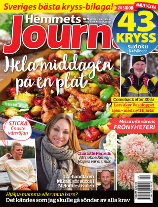 Hemmets Journal 2019-02-21