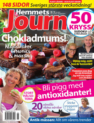 Hemmets Journal 2019-04-04