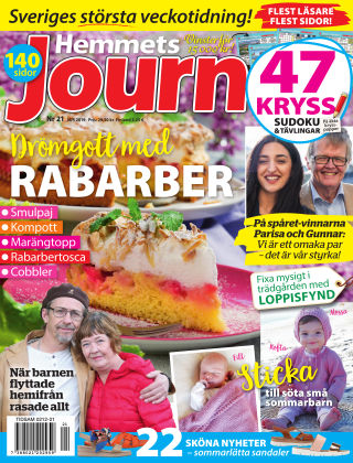 Hemmets Journal 2019-05-16
