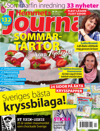Hemmets Journal 2019-06-05