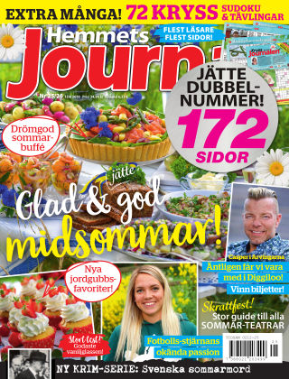 Hemmets Journal 2019-06-13
