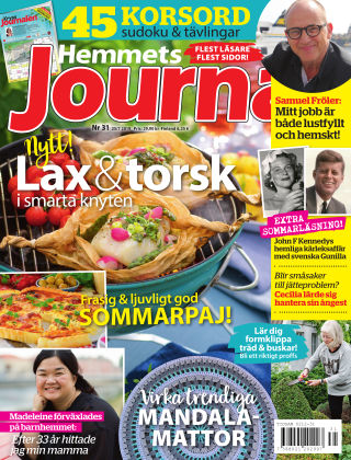 Hemmets Journal 2019-07-25