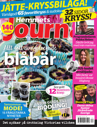 Hemmets Journal 2019-08-15