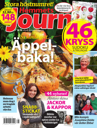 Hemmets Journal 2019-09-12