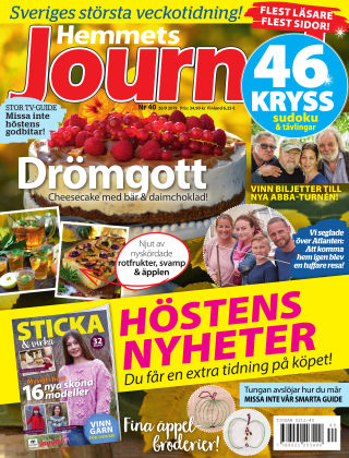 Hemmets Journal 2019-09-26