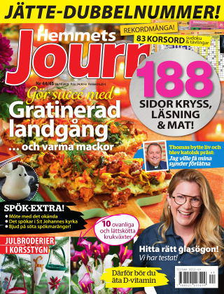 Hemmets Journal 2019-10-24