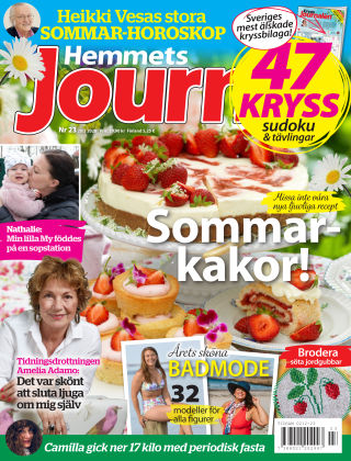 Hemmets Journal 2020-05-28