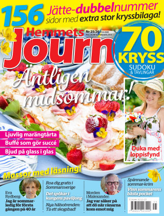 Hemmets Journal 2020-06-11