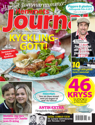 Hemmets Journal 2020-06-23