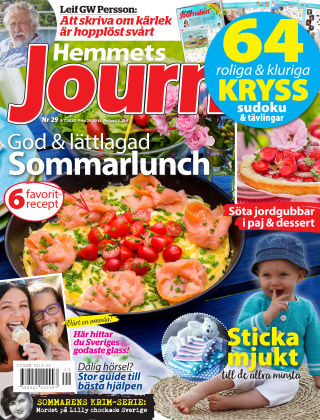 Hemmets Journal 2020-07-09