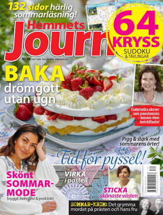 Hemmets Journal 2020-07-16