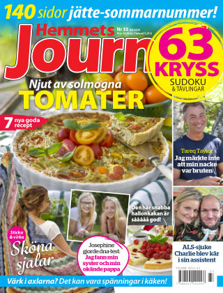 Hemmets Journal 2020-08-06