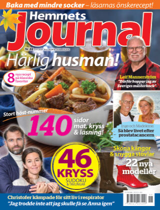 Hemmets Journal 2020-11-03