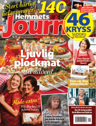 Hemmets Journal 2020-11-26
