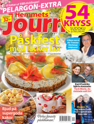 Hemmets Journal 2021-03-18