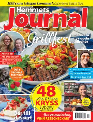 Hemmets Journal 2021-06-29