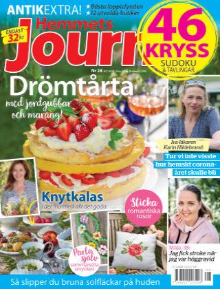 Hemmets Journal Nr 28 2021