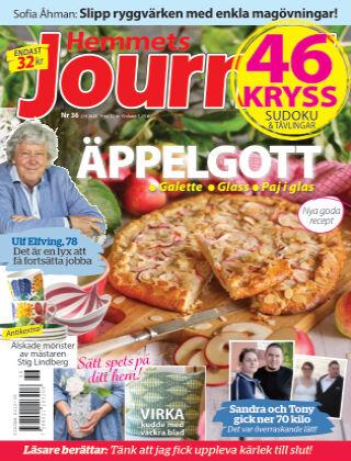 Hemmets Journal Nr 36 2021