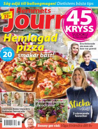 Hemmets Journal Nr 43 2021
