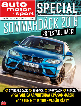 Auto Motor & Sport Special 2018-04-30