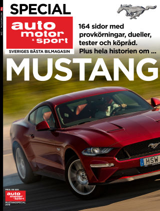Auto Motor & Sport Special 2018-06-28