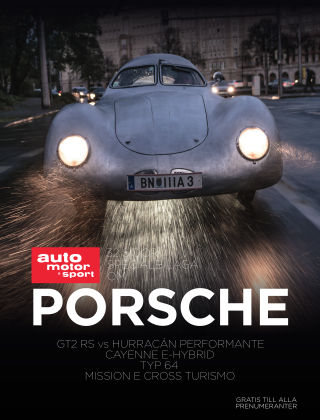 Auto Motor & Sport Special 2018-07-10